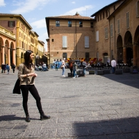 Piazza Verdi a Bologna - Napster81 - Bologna (BO)
