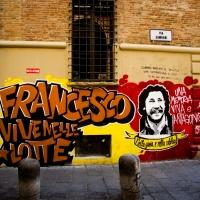 Angolo tra Piazza Verdi e via Zamboni - Napster81 - Bologna (BO)