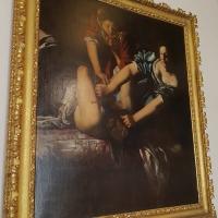 Palazzo Pepoli Campogrande - Sala di Alessandro giuditta che taglia la testa di oloferne di artemisia gentileschi - Opi1010 - Bologna (BO)