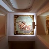 Palazzo Pepoli Campogrande - prospettiva soffitto tra Sala di Alessandro e Sala dell'Olimpo - Opi1010 - Bologna (BO)