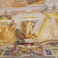 Palazzo Pepoli Campogrande - Salone d'onore particolare affresco soffitto - Opi1010 - Bologna (BO)