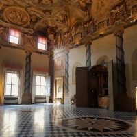 Palazzo Pepoli Campogrande - Salone d'onore panoramica - Opi1010 - Bologna (BO)