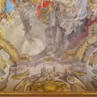 Palazzo Pepoli Campogrande - Sala di Alessandro particolare soffitto affrescato - Opi1010 - Bologna (BO)