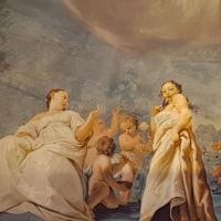 Palazzo Pepoli Campogrande - Sala dell'Olimpo dettaglio dee - Opi1010 - Bologna (BO)