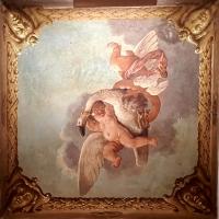 Palazzo Pepoli Campogrande - dettaglio soffitto tra Sala di Alessandro e Sala dell'Olimpo - Opi1010 - Bologna (BO)