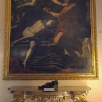 Palazzo Pepoli Campogrande - Sala di Alessandro abramo sacrifica isacco di Mattia Preti - Opi1010 - Bologna (BO)
