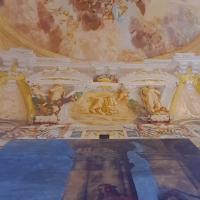 Palazzo Pepoli Campogrande - Salone d'onore dal basso verso l'alto - Opi1010 - Bologna (BO)