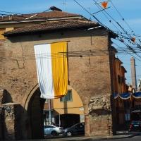 Porta San Vitale con vista sulla Torre degli Asinelli - MarkPagl - Bologna (BO)
