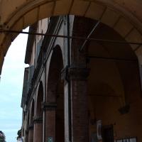PORTICO DI ALLEMANI VISTO DA SOTTO IL PORTICO MAZZINI - Anita1malina - Bologna (BO)