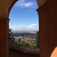 San Luca - portico - Francesca Bertolani - Bologna (BO)