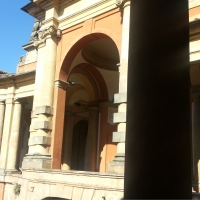 Tra i Portici - Arco del Meloncello - Elisa frizza - Bologna (BO)