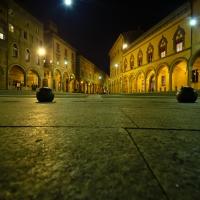 Piazza Santo Stefano dal basso - Wwikiwalter - Bologna (BO)