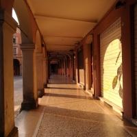 Portico Via Santo Stefano - Francesca Monti - Bologna (BO)