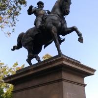 Statua Vittorio Emanuele II - Francesca Monti - Bologna (BO)