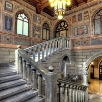 Palazzo municipale, interno - Pierluigi Mioli - Budrio (BO)