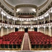 Teatro consorziale, interno - Pierluigi Mioli - Budrio (BO)
