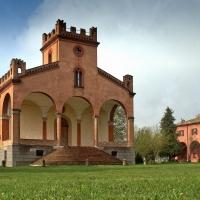 Mezzolara, villa Rusconi - Pierluigi Mioli - Budrio (BO)