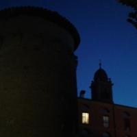 Torrione nord est di notte - DanielaMangano - Budrio (BO)