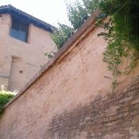 Torrione sud - est, vista laterale - DanielaMangano - Budrio (BO)