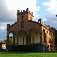 La facciata di Villa Rusconi - DanielaMangano - Budrio (BO)