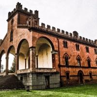 Villa Rusconi di Mezzolara all'alba - Anna magli - Budrio (BO)