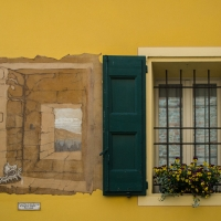 Dozza Murales 09 - Stefania Cimarelli - Dozza (BO)