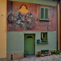 Dozza Via De Amicis, la casa - Wwikiwalter - Dozza (BO)