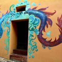 I muri dipinti di Dozza 5 - Cinzia Sartoni - Dozza (BO)