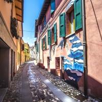 Dozza via De Amicis murales - Wwikiwalter - Dozza (BO)