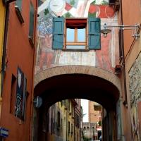 I muri dipinti di Dozza 4 - Cinzia Sartoni - Dozza (BO)
