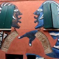 I muri dipinti di Dozza 3 - Cinzia Sartoni - Dozza (BO)