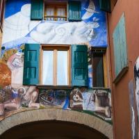 Dozza Murales 10 - Stefania Cimarelli - Dozza (BO)
