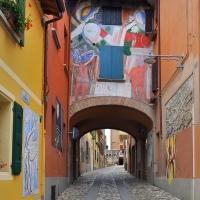 Dozza Via E. De Amicis - Wwikiwalter - Dozza (BO)