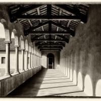 Imola San Domenico loggia bn - Bolorsi - Imola (BO)