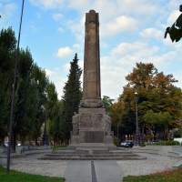 Monumento ai caduti prima guerra mondiale - Cinzia Sartoni - Imola (BO)