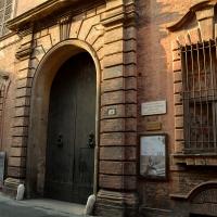 Palazzo Tozzoni facciata - Cinzia Sartoni - Imola (BO)