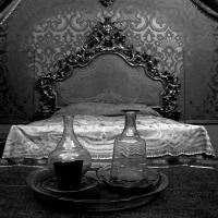 La camera dell'alcova di palazzo Tozzoni - Bolorsi - Imola (BO)