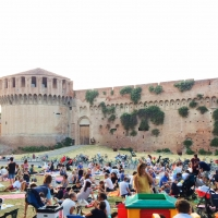 Pic nic on the rock - Rocca Sforzesca di Imola - Elisaspada - Imola (BO)