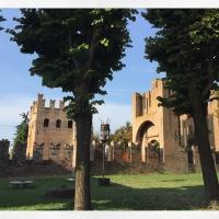 Castello di Bentivoglio blocco di entrata - Clo5919 - Bentivoglio (BO)