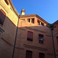Palazzo Rosso - Bentivoglio- Corte interna - Clo5919 - Bentivoglio (BO)