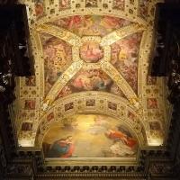 Affresco all'interno della Cattedrale di San Pietro - Ale.lep - Bologna (BO)