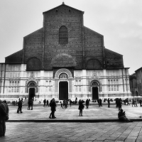 Basilica San Petronio facciata - AlessandraLuna - Bologna (BO)
