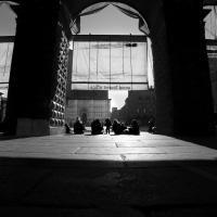 L'attesa in Piazza Maggiore (parte 2) - Angelo nastri nacchio - Bologna (BO)