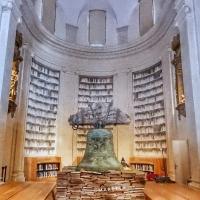 immagine da Biblioteca di San Giorgio in Poggiale