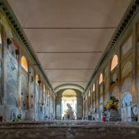 Vista interna della Certosa di Bologna - Federico Palestrina - Bologna (BO)