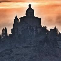 San Luca in controluce - Maurizio rosaspina - Bologna (BO)