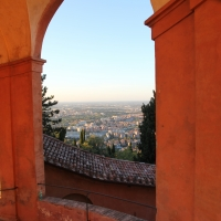 Bologna, santuario della Madonna di San Luca (27) - Gianni Careddu - Bologna (BO)