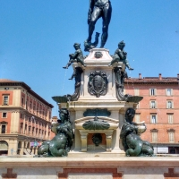 La Fontana del Nettuno - Maraangelini - Bologna (BO)