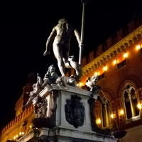 Il nostro gigante di spalle - Ale.lep - Bologna (BO)