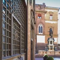 Nettuno da piazza Re Enzo - Maurizio rosaspina - Bologna (BO)
